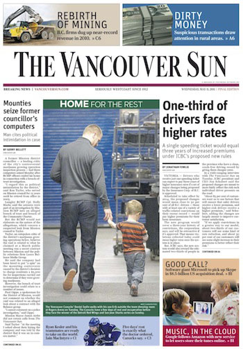 The Vancouver Sun 2