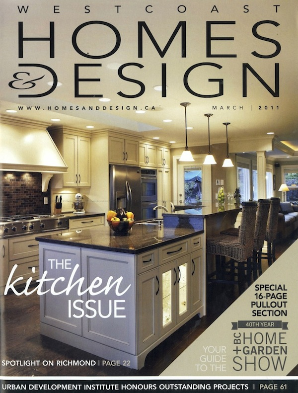 Westcoast Home & Design - COVER